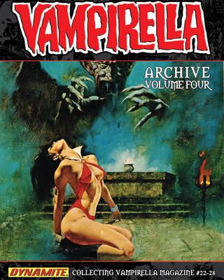Vampirella Archives Volume 4