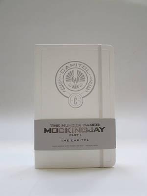 Hunger Games: Capitol HardcoverRuledJournal