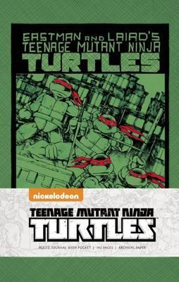 Teenage Mutant Ninja Turtles: Classic HardcoverRuledJournal