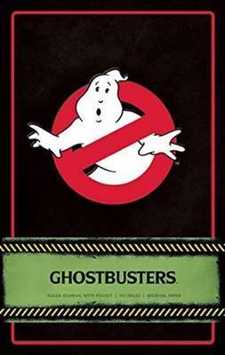 Ghostbusters HardcoverRuledJournal