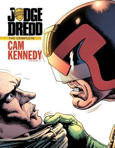 Judge Dredd The Cam Kennedy CollectionVolume1