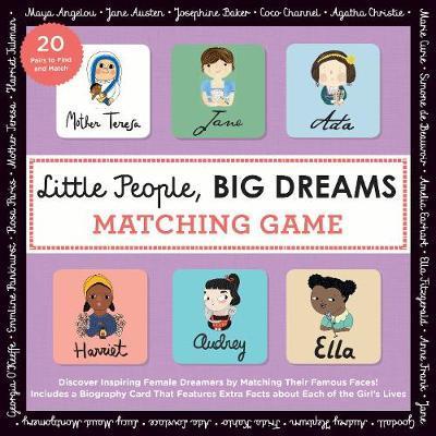 Little People, Big Dreams(MatchingGame)