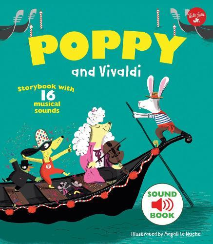 Poppy and Vivaldi: With 16musicalsounds!