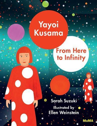 Yayoi Kusama: From HeretoInfinity