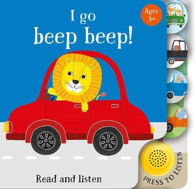 I Go...Beep Beep(SoundBook)