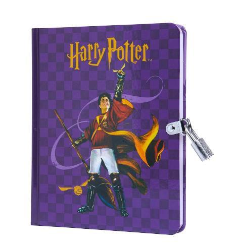 Harry Potter: Quidditch Lock andKeyDiary