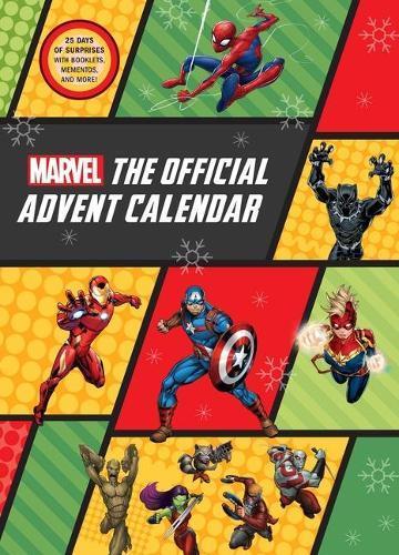 Marvel: The OfficialAdventCalendar