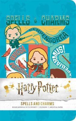 Harry Potter: Spells and Charms RuledPocketJournal