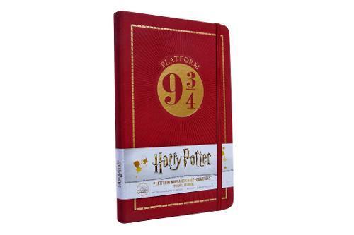 Harry Potter: Platform Nine and Three-QuartersTravelJournal