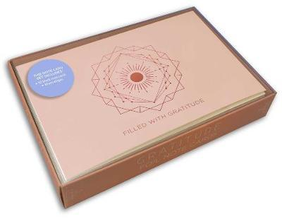 Filled with Gratitude: 10 Note Cards forExpressingThankfulness