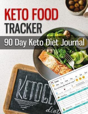 keto food tracker 90 day ket deit journal diet and