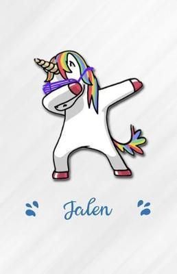 Jalen A5 Lined Notebook 110 Pages: Funny Blank Journal For ...