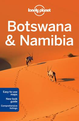 Lonely Planet Botswana&Namibia
