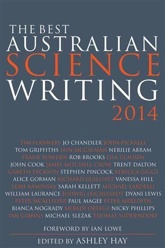 The Best Australian ScienceWriting2014