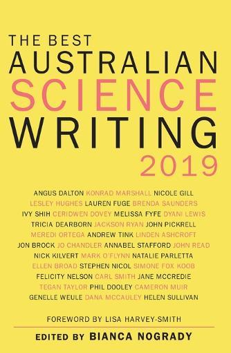 The Best Australian ScienceWriting2019