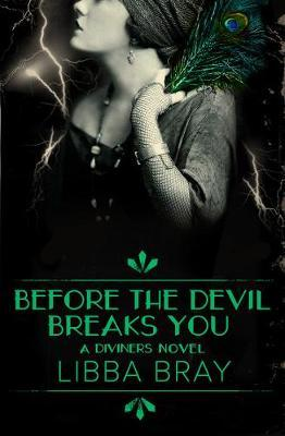 Before the Devil Breaks You (The Diviners,Book3)