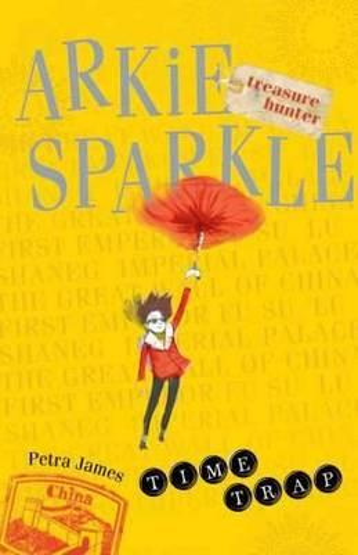 Time Trap: Arkie Sparkle Treasure Hunter 2