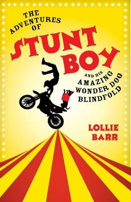 The Adventures of Stunt Boy and His Amazing WonderDogBlindfold
