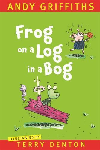 Frog on a Log inaBog