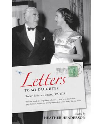 Letters toMyDaughter