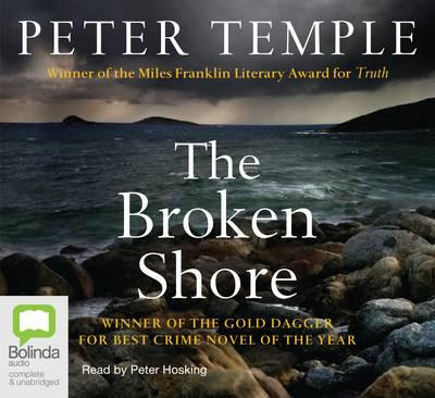 The Broken Shore (Audiobook)