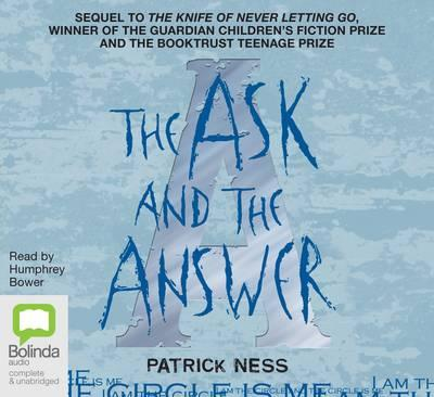 The Ask andtheAnswer