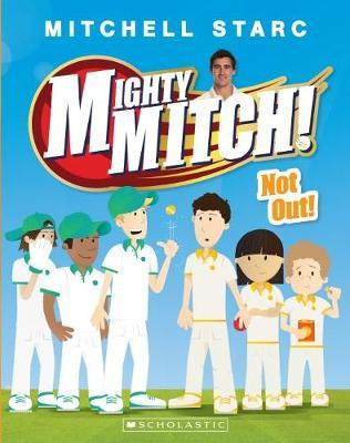 Mighty Mitch! #4:Notout!