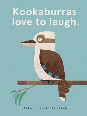 Kookaburras LovetoLaugh.