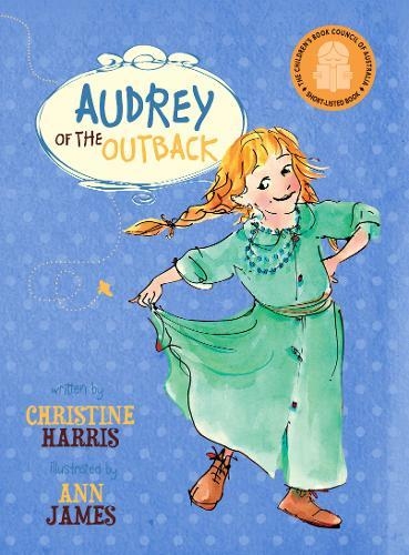 Audrey of the Outback: Little Hare Books