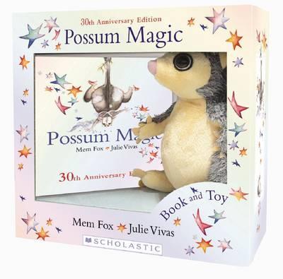 Possum Magic Mini Book+Plush