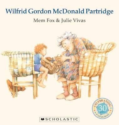 Wilfrid Gordon Mcdonald Partridge 30thAnniversaryEdition