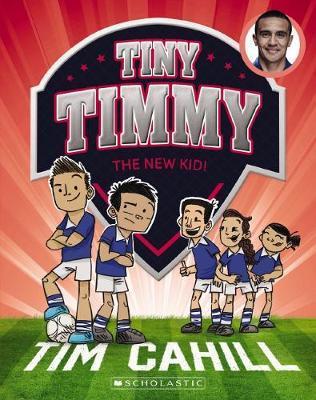 New Kid! (Tiny Timmy, Book 7)