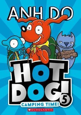 Camping Time! (Hotdog, Book 5)