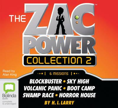 Zac Power Collection 2
