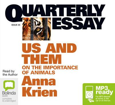 Us And Them: On the Importance of Animals