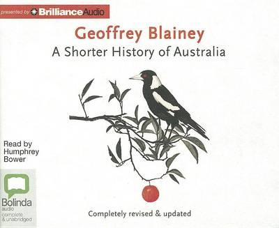 A Shorter HistoryofAustralia