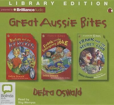 Great Aussie Bites: Nathan and the Ice Rockets, Frank and the Emergency Joke, Frank and the Secret Club:LibraryEdition
