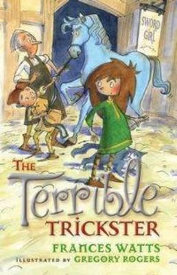 The Terrible Trickster: Sword GirlBook5