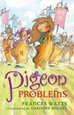 Pigeon Problems: Sword GirlBook6