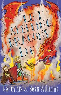 Let Sleeping Dragons Lie: Have Sword, WillTravel2