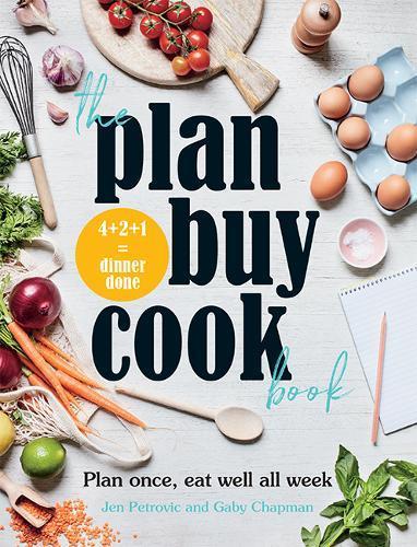 The Plan BuyCookBook