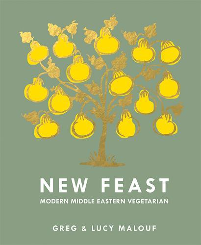 New Feast: Modern MiddleEasternVegetarian