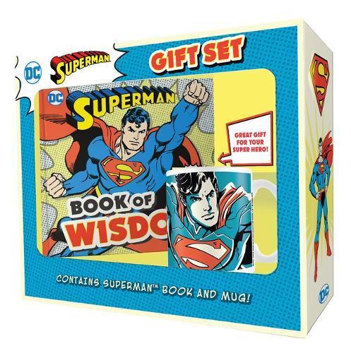 Superman Book & MugGiftSet