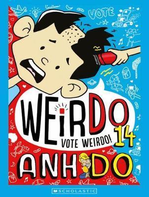 Vote Weirdo (WeirDo, Book 14)