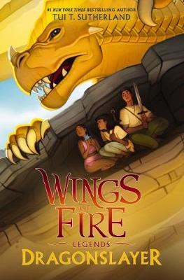 Wings of Fire Legends: Dragonslayer