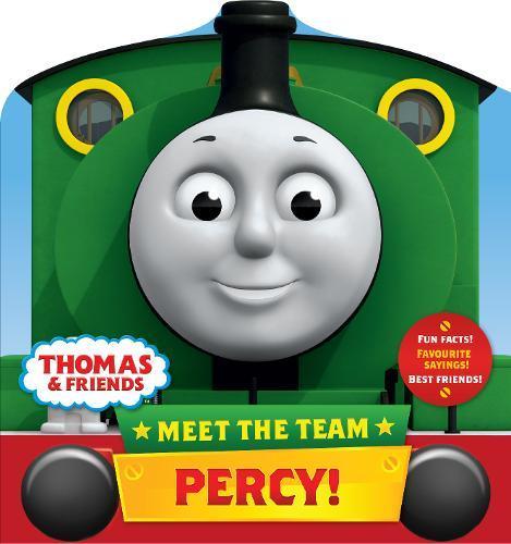 Thomas Friends Meet The Team Percy