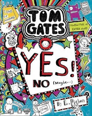 Tom Gates: #8 Yes!NoMaybe