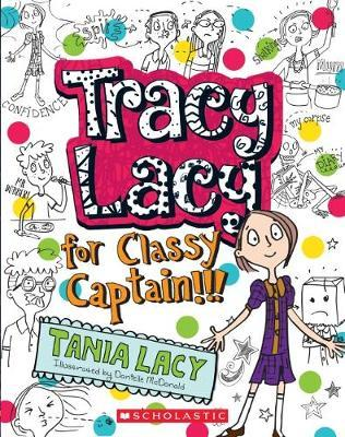 Tracy Lacy For Classy Captain!: Tracy Lacy Book 2