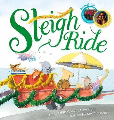 Sleigh Ride +CD