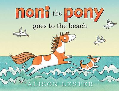 Noni the Pony Goes totheBeach